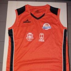Coleccionismo deportivo: ANTIGUA CAMISETA CLUB BALONCESTO ARIDANE - DORSAL 48 - TALLA M. Lote 173404599