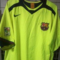 Coleccionismo deportivo: FC BARCELONA XAVI XL CAMISETA FUTBOL FOOTBALL SHIRT. Lote 176310540