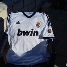 Coleccionismo deportivo: REAL MADRID. CAMISETA CENTENARIO 2002. TALLA L. Lote 178160907