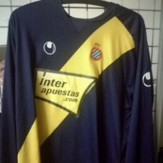 Collectionnisme sportif: RCD ESPANYOL XL CAMISETA FUTBOL FOOTBALL SHIRT. Lote 178748401