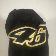 Coleccionismo deportivo: VALENTINO ROSSI MOTOGP CAP GORRA RACING MOTOGP MOTO TEAM RALLY SPORT F1. Lote 178970241