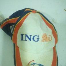 Coleccionismo deportivo: FERNANDO ALONSO CAP GORRA RACING MOTOGP MOTO TEAM RALLY SPORT F1. Lote 178970291