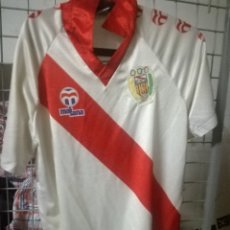 Collectionnisme sportif: CF HOSPITALET L CAMISETA FUTBOL FOOTBALL SHIRT FUSSBALL. Lote 179125757