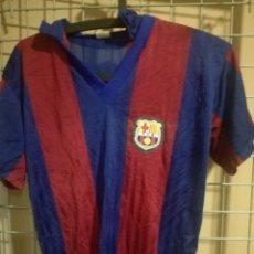 Colecionismo desportivo: LAUDRUP FC BARCELONA S REPLICA ANTIGUA DENMARK CAMISETA FUTBOL FOOTBALL SHIRT FUSSBALL TRIKOT. Lote 185715761