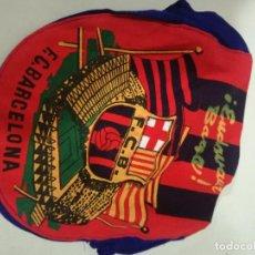 Coleccionismo deportivo: FC BARCELONA GORRA CAP SCARF FOOTBALL FUTBOL . Lote 186153032