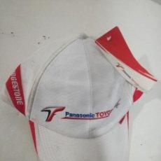 Coleccionismo deportivo: TOYOTA RACING TEAM CAP GORRA RACING MOTOGP MOTO TEAM RALLY SPORT F1. Lote 186154487
