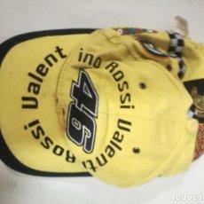 Coleccionismo deportivo: VALENTINO ROSSI MOTOGP CAP GORRA RACING MOTOGP MOTO TEAM RALLY SPORT F1. Lote 186154656