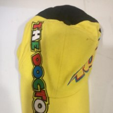 Coleccionismo deportivo: VALENTINO ROSSI MOTOGP CAP GORRA RACING MOTOGP MOTO TEAM RALLY SPORT F1. Lote 186154707