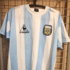 Collectionnisme sportif: MARADONA ARGENTINA M CAMISETA FUTBOL FOOTBALL SHIRT. Lote 226898025