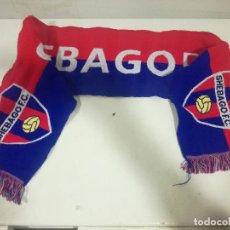Coleccionismo deportivo: SHEBAGO FC SCARF BUFANDA FOOTBALL FUTBOL SCIARPA. Lote 191631485