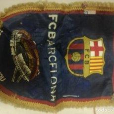 Coleccionismo deportivo: FC BARCELONA SIGNED TEAM PLAYERS ALL SCARF BUFANDA FOOTBALL FUTBOL SCIARPA. Lote 191632708