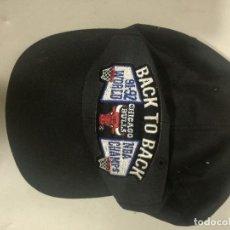 Collezionismo sportivo: CHICAGO BULLS BASKET BASQUET RAP HIP HOP GORRA CAP. Lote 238501960