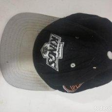 Coleccionismo deportivo: LOS ANGELES KINGS HOCKY HIELO RAP HIP HOP GORRA CAP . Lote 191634178