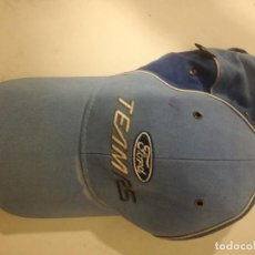 Coleccionismo deportivo: FORT TEAM RS CARS RALLY RACING MOTOGP GORRA CAP . Lote 191634403