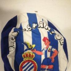 Coleccionismo deportivo: GORA ANTIGUA VINTAGE RCD ESPANYOL FUTBOL . Lote 191634765