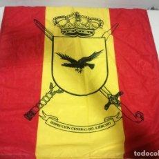 Coleccionismo deportivo: BANDERA EJERCITO MILITAR INSPECCION ESPAÑA SPAIN FLAG ARMY. Lote 191636867