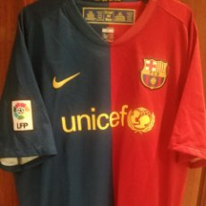 Coleccionismo deportivo: FC BARCELONA XL PERFECT CONDITION 2009 CAMISETA FUTBOL FOOTBALL SHIRT FUSSBALL TRIKOT. Lote 191796776