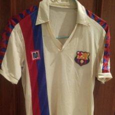 Coleccionismo deportivo: MEYBA FC BARCELONA AGE 14 XXS CAMISETA FUTBOL FOOTBALL SHIRT . Lote 194575873
