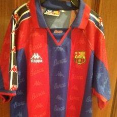 Coleccionismo deportivo: FC BARCELONA KAPPA XL CAMISETA FUTBOL FOOTBALL SHIRT . Lote 195004710