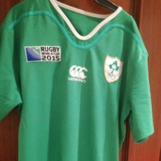 Collectionnisme sportif: IRLANDA IRELAND RUGBY XL CAMISETA FUTBOL FOOTBALL SHIRT . Lote 196632115