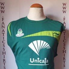 Coleccionismo deportivo: CAMISETA BASKET CLUB BALONCESTO MALAGA LI NING. Lote 203046860