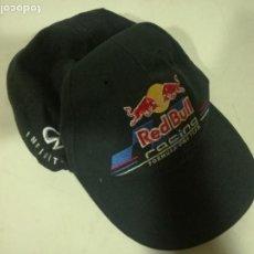 Colecionismo desportivo: RED BULL TEAM MOTO GORRA CAP F1 MOTO RACING. Lote 203225290
