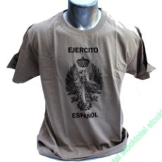 Coleccionismo deportivo: CAMISETA EJERCITO ESPAÑOL TALLA XXL 32559. Lote 268999814