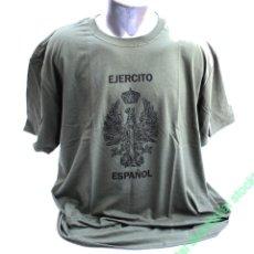 Coleccionismo deportivo: CAMISETA EJERCITO ESPAÑOL - SUPERIOR 120300 TALLA L V. Lote 218492368
