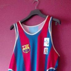 Coleccionismo deportivo: CAMISETA BALONCESTO F.C. BARCELONA. Lote 205282945