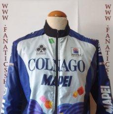 Coleccionismo deportivo: CHAQUETA CICLISMO TEAM MAPEI COLNAGO SPORTFUL MAGLIA CYCLING. Lote 205528572