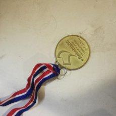 Collezionismo sportivo: BEHOBIA SAN SEBASTIAN MEDALL MEDALLA ATHLETICS ATLETISMO. Lote 205790387