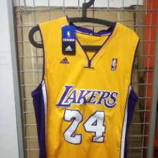 Coleccionismo deportivo: KOBE BRYANT LAKERS S NBA CAMISETA SHIRT BASKET BASQUET S EQUIVALE A M/L. Lote 206997308