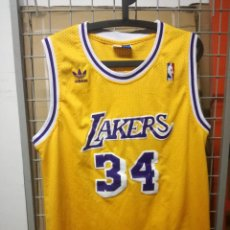 Coleccionismo deportivo: LAKERS ONEAL EQU XXL CAMISETA BASKET BASQUET SHIRT CAMISETA. Lote 206997662