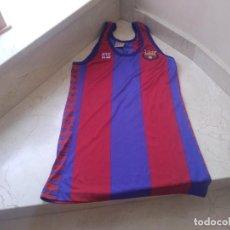 Coleccionismo deportivo: ANTIGUA Y AUTENTICA CAMISETA AÑOS 80 MEYBA BARÇA BASKET. Lote 207851426
