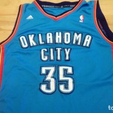 Coleccionismo deportivo: BALONCESTO CAMISETA NBA #35 KEVIN DURANT OKLAHOMA CITY. Lote 209043883