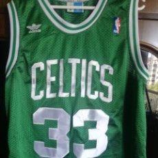 Collectionnisme sportif: BOSTON CELTICS LARRY BIRD SPECIAL EDITION BASKET BASQUET NBA CAMISETA SHIRT EQUI L. Lote 212470756
