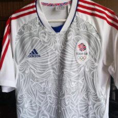 Coleccionismo deportivo: TEAM GREAT BRITAIN M OLIMPIC GAMES TRIKOT SHIRT TEAM CAMISETA JUEGOS OLIMPICOS. Lote 214295406