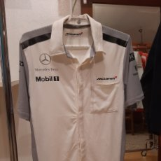 Coleccionismo deportivo: CAMISA OFICIAL MCLAREN F1. Lote 214469152