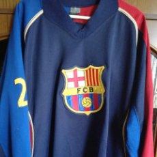 Coleccionismo deportivo: FC BARCELONA MUSEUM HOCKEY ICE DISSOLVED 3XL MATCH WORN JERSEY SHIRT JOCKEY. Lote 215155427