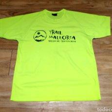 Coleccionismo deportivo: CAMISETA RUNNING ULTRA TRAIL MALLORCA. Lote 217977463