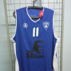 Collezionismo sportivo: CB PRAT BARCELONA ANIVERSARIO BASQUET BASKET CAMISETA SHIRT XXL. Lote 218065115