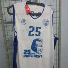 Coleccionismo deportivo: CB PRAT BARCELONA ANIVERSARIO BASQUET BASKET CAMISETA SHIRT XXL. Lote 218065133