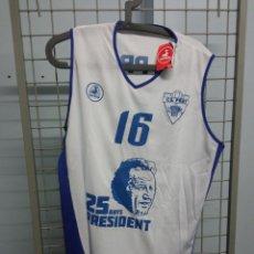 Collezionismo sportivo: CB PRAT BARCELONA ANIVERSARIO BASQUET BASKET CAMISETA SHIRT L. Lote 218065163