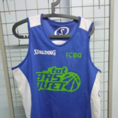 Coleccionismo deportivo: FEDERACION CATALUNYA BASKET BASQUET CAMISETA SHIRT L. Lote 218066228