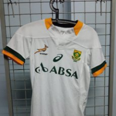 Coleccionismo deportivo: SUDAFRICA RUGBY S SHIRT CAMISETA FUTBOL FOOTBALL. Lote 218070433