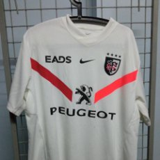 Coleccionismo deportivo: ST STADE TOULOUSAIN RUGBY FRANCE CAMISETA JERSEY SHIRT XL. Lote 218071977