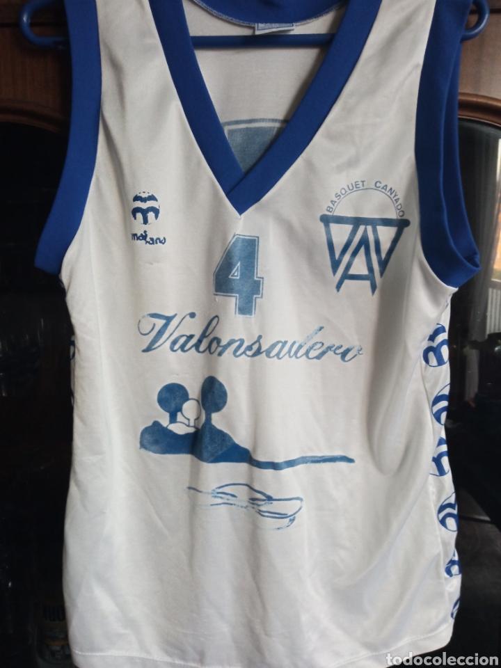 CANYADO VINTAGE MASSANA SANTA COLOMA GRAMANET BÁSQUET CAMISETA BASKET S SHIRT (Coleccionismo Deportivo - Ropa y Complementos - Camisetas otros Deportes)