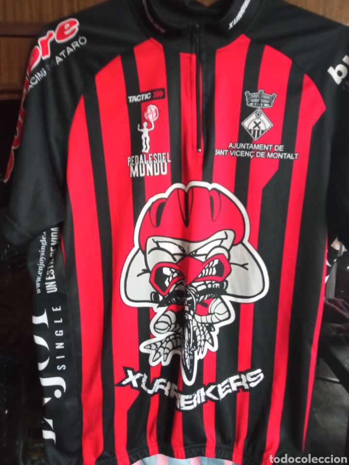 Coleccionismo deportivo: Xurribikers XL maillot ciclismo ciclista cycling - Foto 1 - 218471638