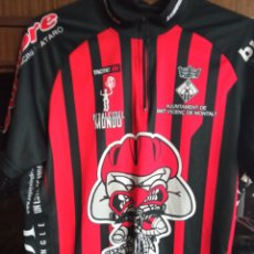 Coleccionismo deportivo: XURRIBIKERS XL MAILLOT CICLISMO CICLISTA CYCLING. Lote 218471638