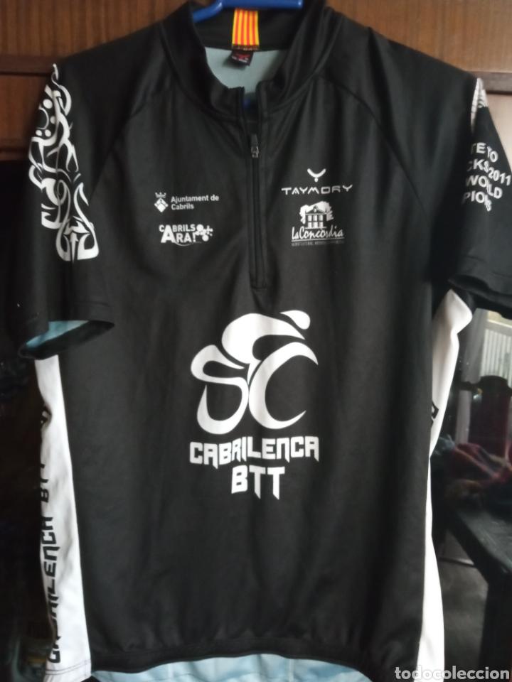 CABRILENCA MAÍLLOT CICLISMO CICLISTA JERSEY CYCLING XL (Coleccionismo Deportivo - Ropa y Complementos - Camisetas otros Deportes)